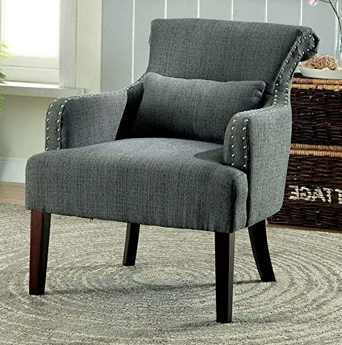Amazon.com: Hebel Celina Accent Chair | Model CCNTCHR - 298 ...