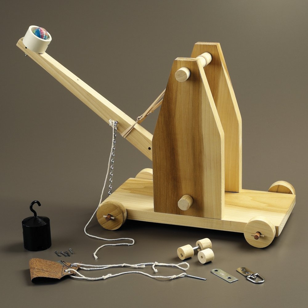 Scientifics Direct Catapult and Trebuchet