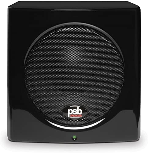 PSB SubSeries 100 GLSB Compact Powered Subwoofer