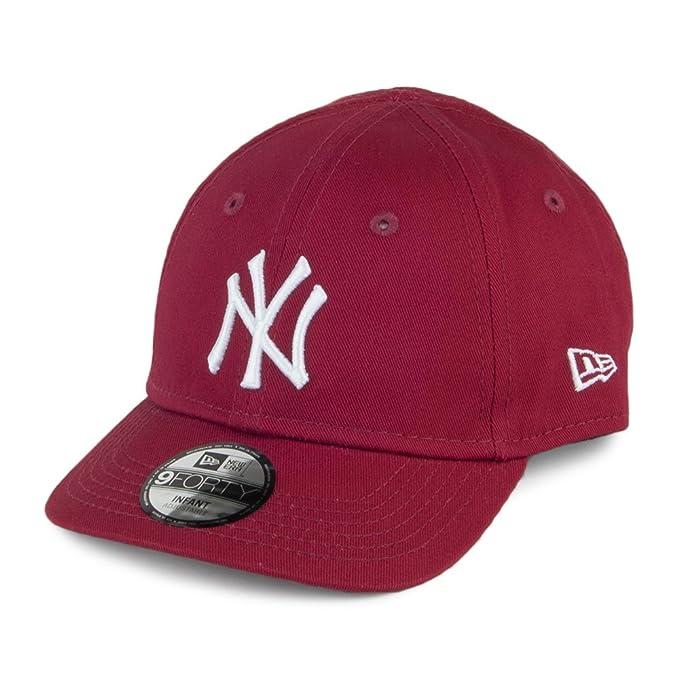 A NEW ERA Gorra de béisbol bebé 9FORTY York Yankees Cardenal