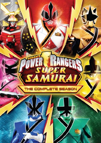 Power Rangers Super Samurai: The Complete Season [DVD]