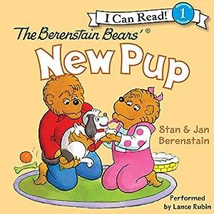 The Berenstain Bears' New Pup Audiobook