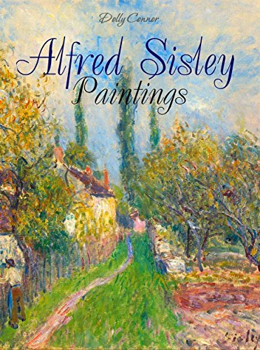 Alfred Sisley: Paintings - Alfred Sisley Painting