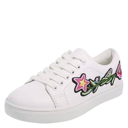 dc7a857329270 Brash Girls' Bloom Court Shoe