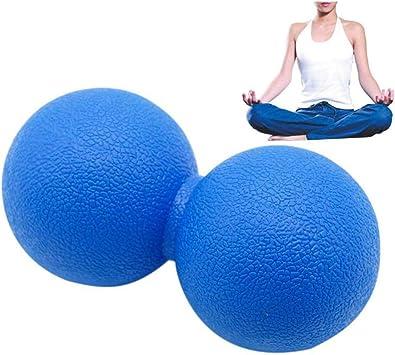 Pelota de masaje Hunt Gold, masajeador de yoga, nudos musculares ...