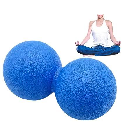 Pelota de masaje Hunt Gold, masajeador de yoga, nudos ...
