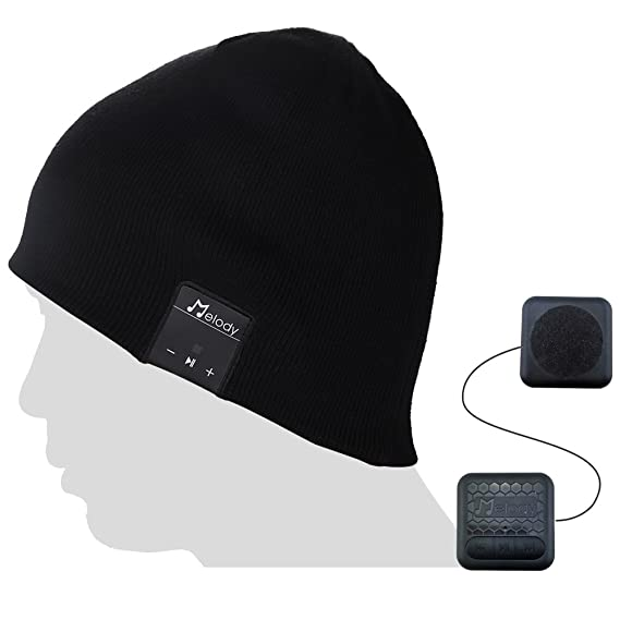 45c7c0b96a0 Amazon.com  Bluetooth Beanie Music Hat