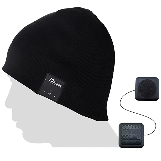 c64682b1d3e Amazon.com  Bluetooth Beanie Music Hat