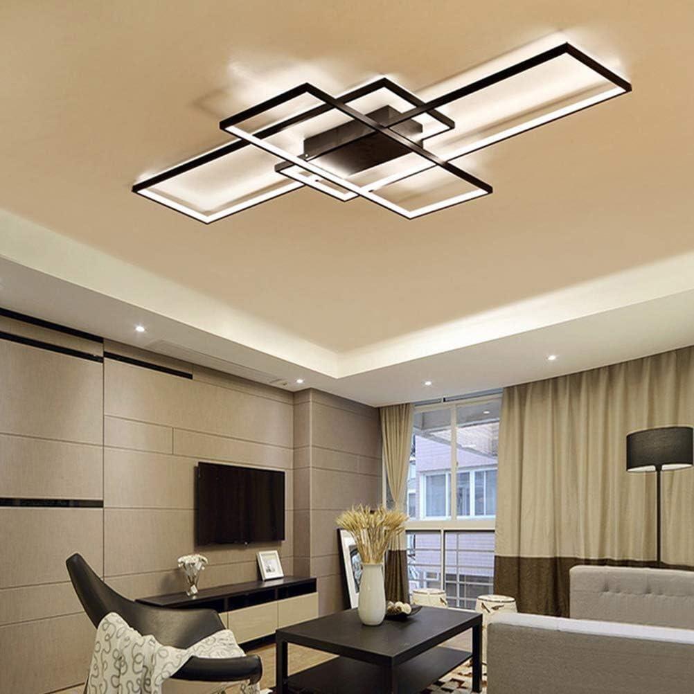 Innenbeleuchtung 8W LED Deckenleuchte Rechteckig Wohnzimmerlampe