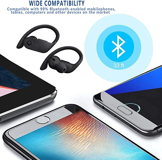 in-Ear Headphones Earbuds High Resolution Heavy Bass with Mic for Smartphone Android Cell Phones252