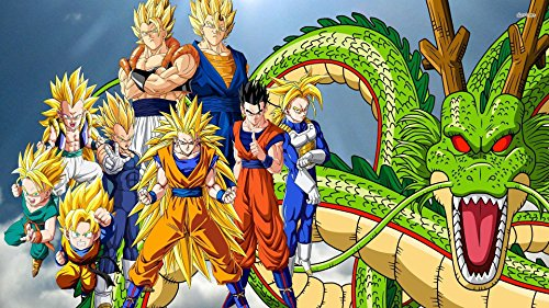 Dragon Ball Z Playmat - 5