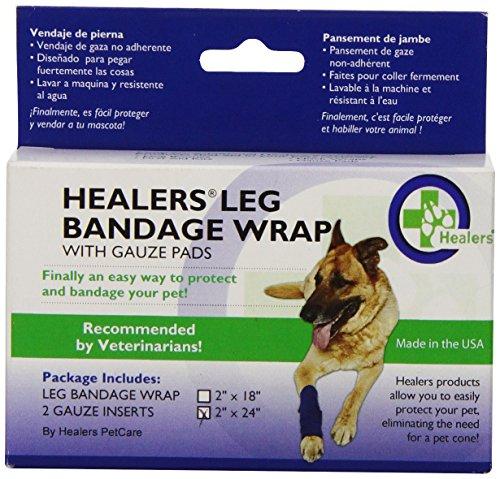Healers Medium Leg Wraps - 24-Inch, ()