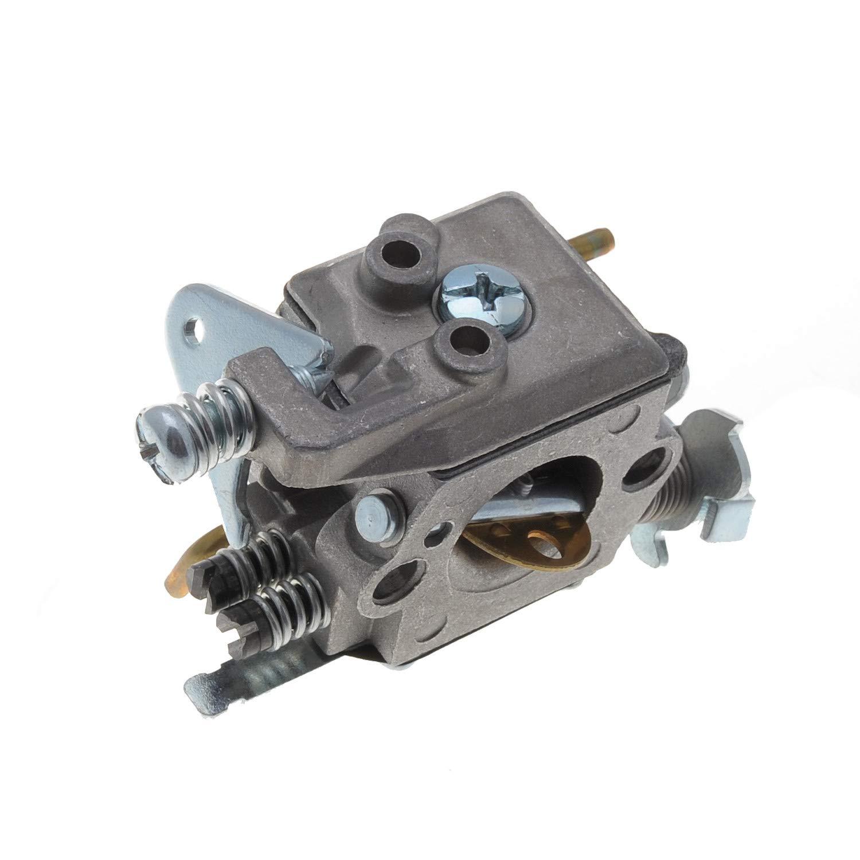 Jardiaffaires Carburateur Adaptable pour tron/çonneuse MC Culloch remplace 530069722
