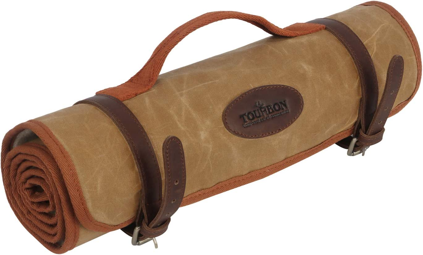 TOURBON Shooting Hunting Roll-up Gun Cleaning Mat Pad with Tool Storage Pocket : Sports & Outdoors