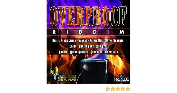 Overproof Riddim by Various artists on Amazon Music - Amazon com