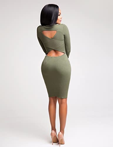 Vestidos Ropa De Moda 2017 Para Mujer De Fiesta y Noche Elegante (M, Black) (L, Green) at Amazon Womens Clothing store: