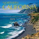 2019 Northern California Wall Calendar