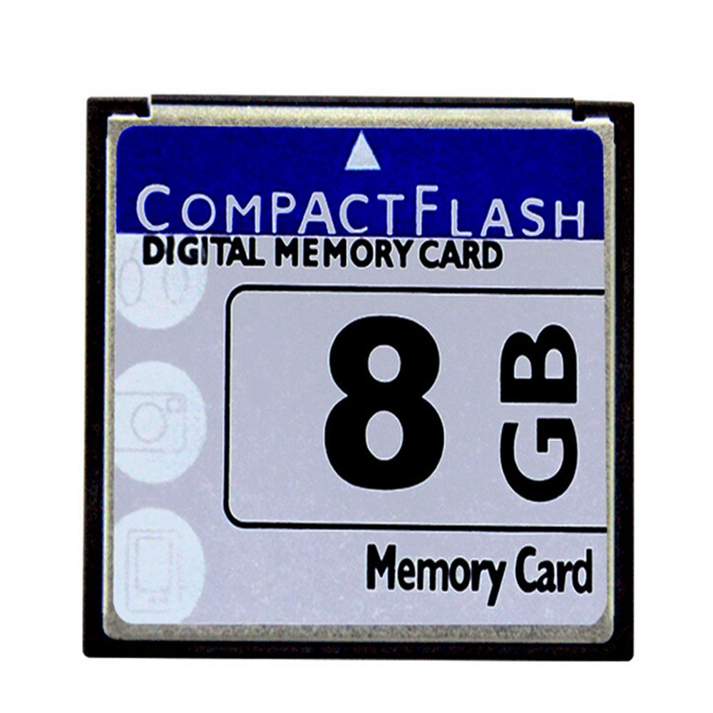 HuaDaWei CompactFlash Memory Card High Speed 133X for Nikon D70 Digital Camera Memory Card 8GB Industrial-grade card