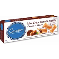 Gavottes Rolled Wafer Filled With Cocoa Hazelnut 90G