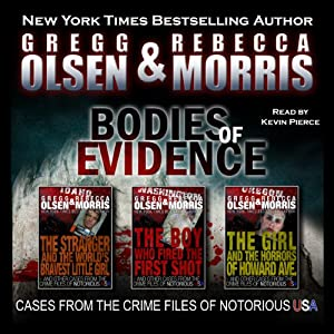 Bodies Of Evidence Audiobook
