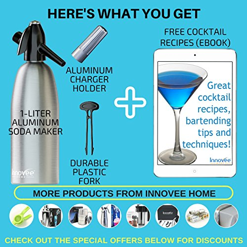 Innovee-Soda-Siphon-Ultimate-Soda-Maker-Aluminum-1-Liter-With-Free-Cocktail-Recipes-e-book