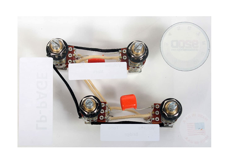 Duncan Sh 4 2n Hot Rodded Humbucker Set Black Jimmy Page Les Paul Wiring Diagram Car Tuning Harness Musical Instruments