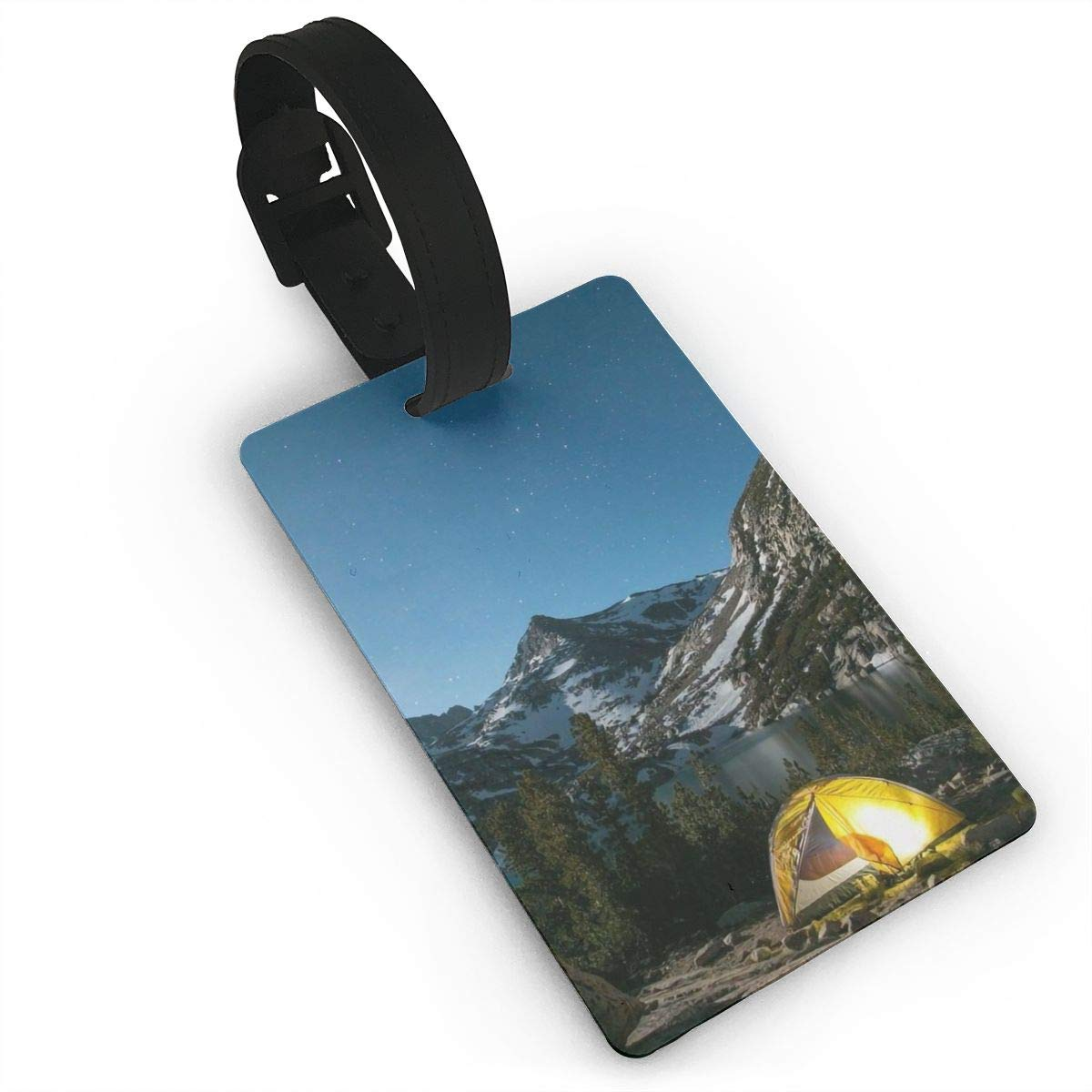 2 Pack Luggage Tags Camping Cruise Luggage Tag For Travel Tags Accessories