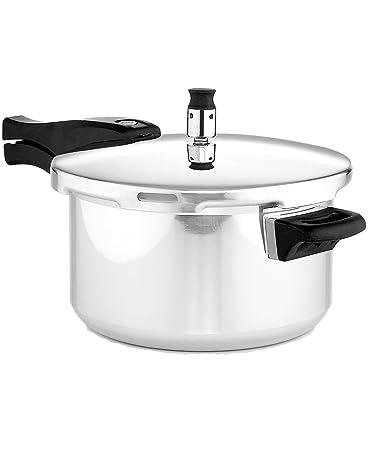 Casa essentials 5 qt pressure cooker manual.