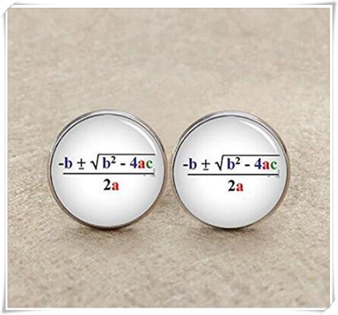 mathematical formula cufflinks CX28