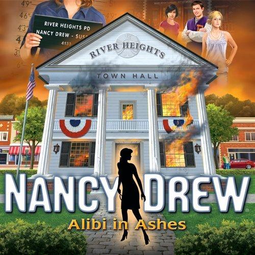 Nancy Drew:  Alibi in Ashes [Mac Download] - Nancy Drew Mac Games