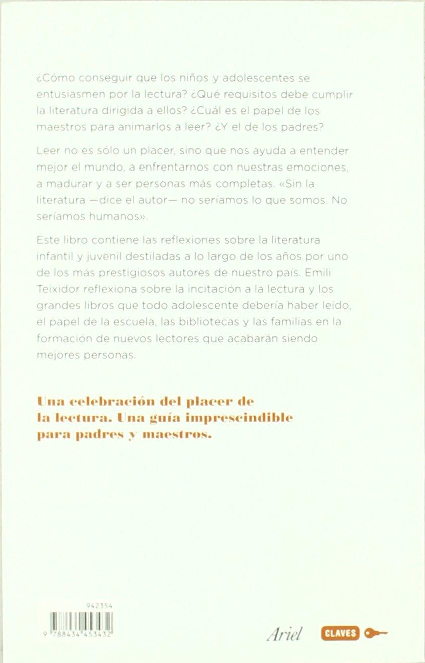 La Lectura y La Vida (Spanish Edition): Emili Teixidor ...