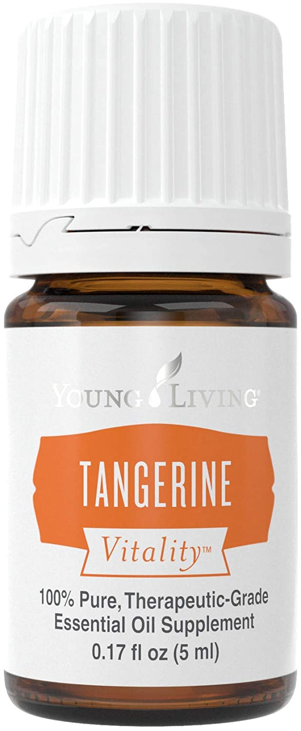 Vitality Tangerine 5ml Young Living Essential Oil