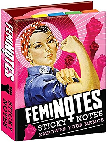 FemiNotes Sticky Notes Booklet - By The Unemployed Philosophers Guild
