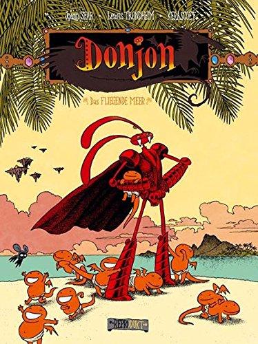 Donjon - Abenddämmerung 104: Das fliegende Meer:
