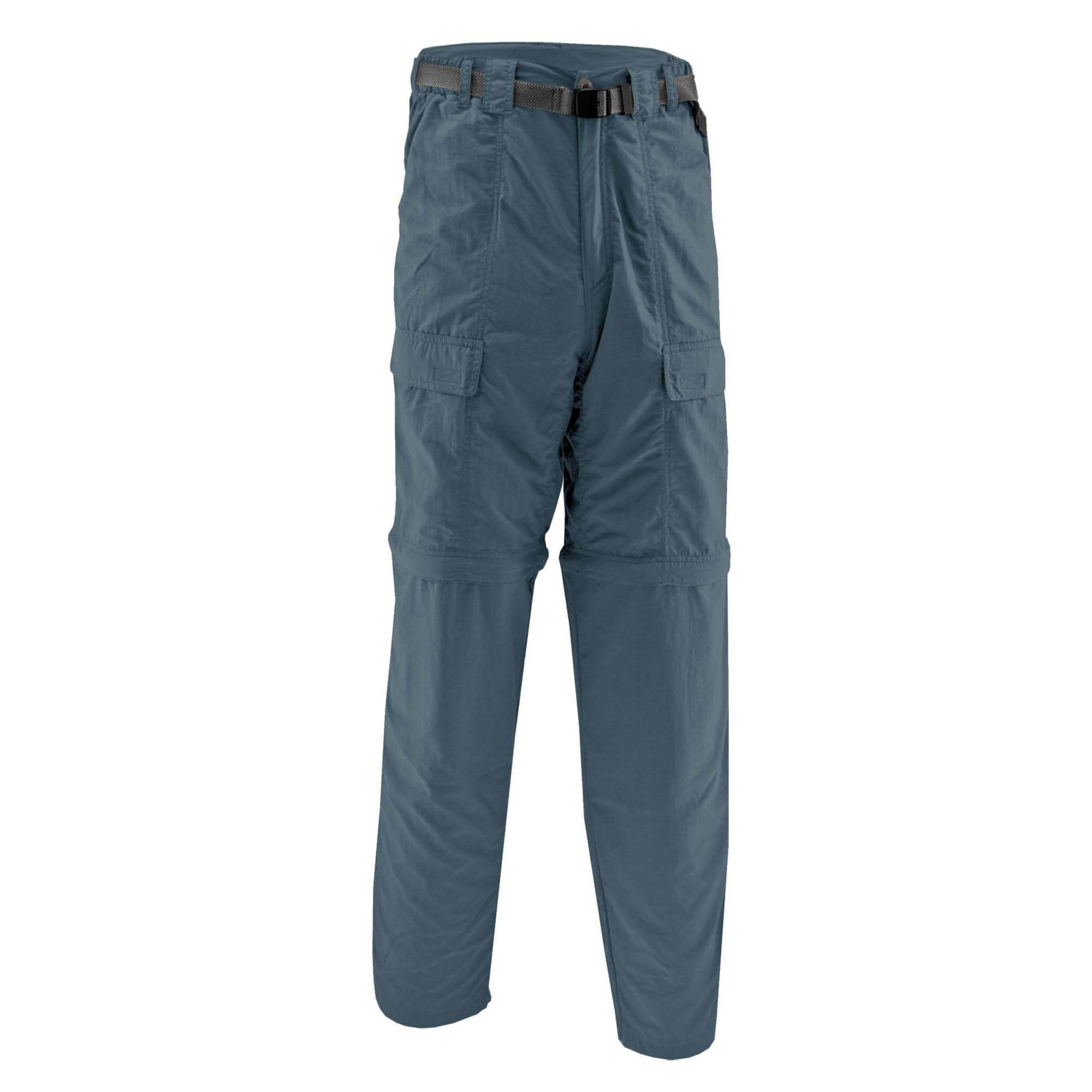 White Sierra Men's Trail Convertible Pant 30'' (Small, Stargazer) by White Sierra