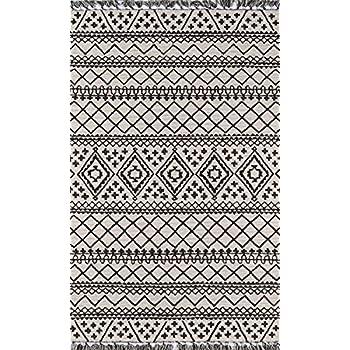 Amazon Com Safavieh Kasbah Collection Kbh173f Grey And