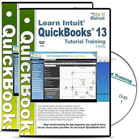 Amazon com: Intuit QuickBooks 2013-2009 Tutorial Training