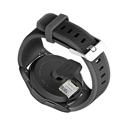 WOSOSYEYO No.1 G8 SmartWatch 4.0 MTK2502 SIM del Reloj del ...