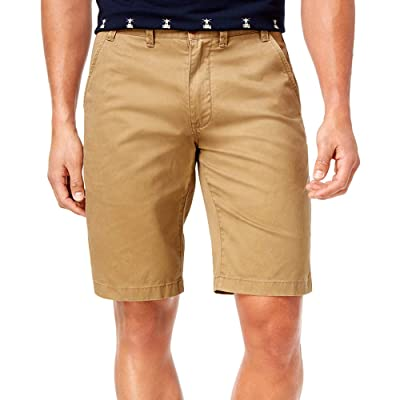 Barbour Men's City Neuston Shorts Stone 32 at Men's Clothing store