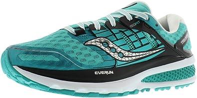 Saucony Triumph ISO 2, Zapatillas de Running para Mujer: Amazon.es: Zapatos y complementos