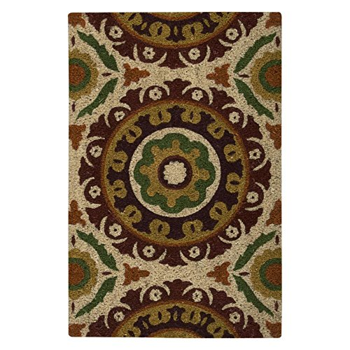 waverly-greetings-solar-flair-rust-doormat-by-nourison