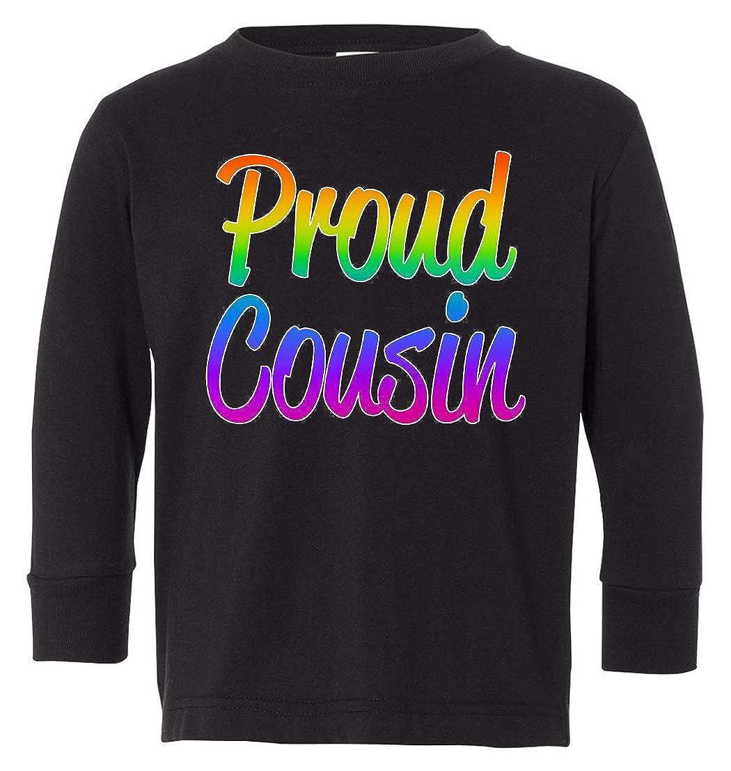 Tenacitee Babys Proud Cousin Shirt