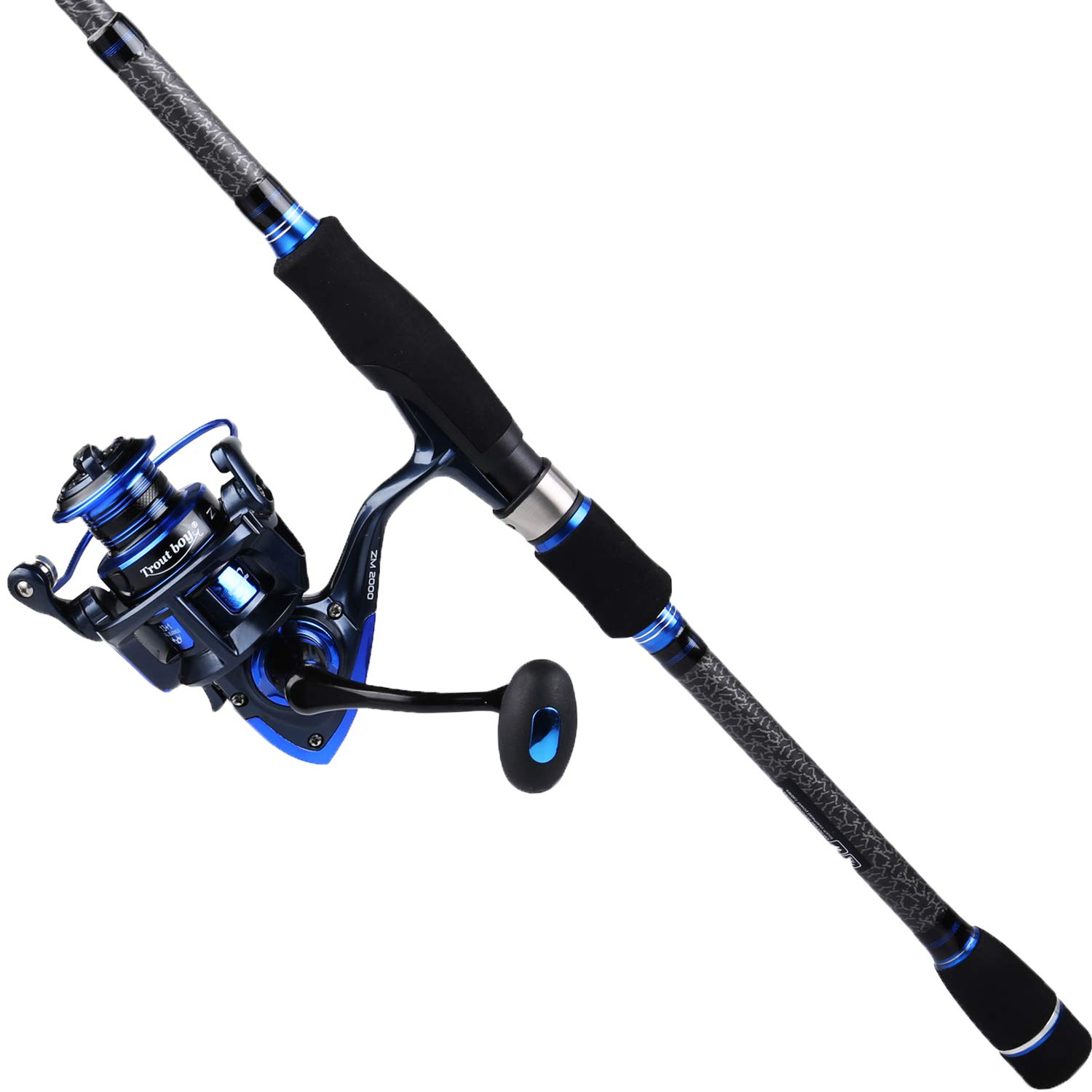 Sougayilang Telescopic 24-Ton Fishing Rod and Reel Combos with Reel Lightweight Rod 24-Ton Graphite Rod and Spinning reels-5.98Ft Rod with ZM2000 Reel リール 141[並行輸入] B07MJ5DWWC, クスバシハクイ:74aab66d --- ferraridentalclinic.com.lb