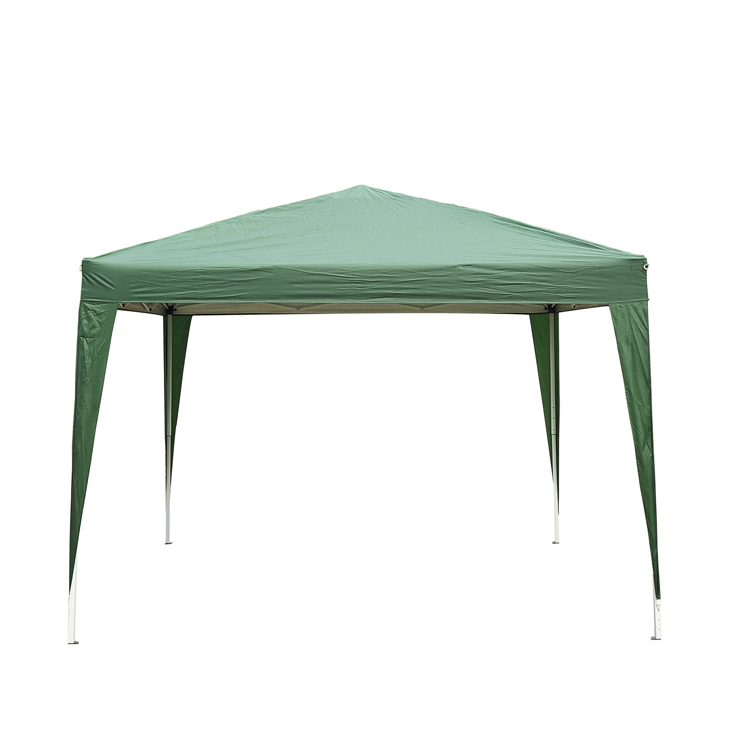 Outsunny 3 X 3M Outdoor Garden Heavy Duty Pop Up Gazebo Marquee Party Tent Wedding Canopy