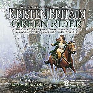 Green Rider Hörbuch