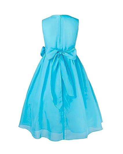 Vestidos de fiesta largos azul turquesa