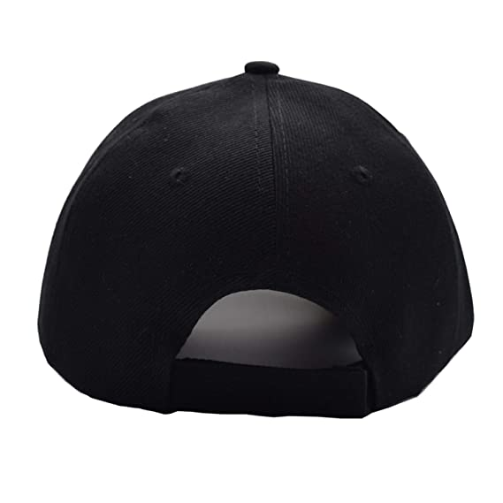 TokLask 2019 Black Cap Los Angeles New York Baseball Caps Casquette Hats Fitted Casual Gorras Hats for Men Women at Amazon Womens Clothing store: