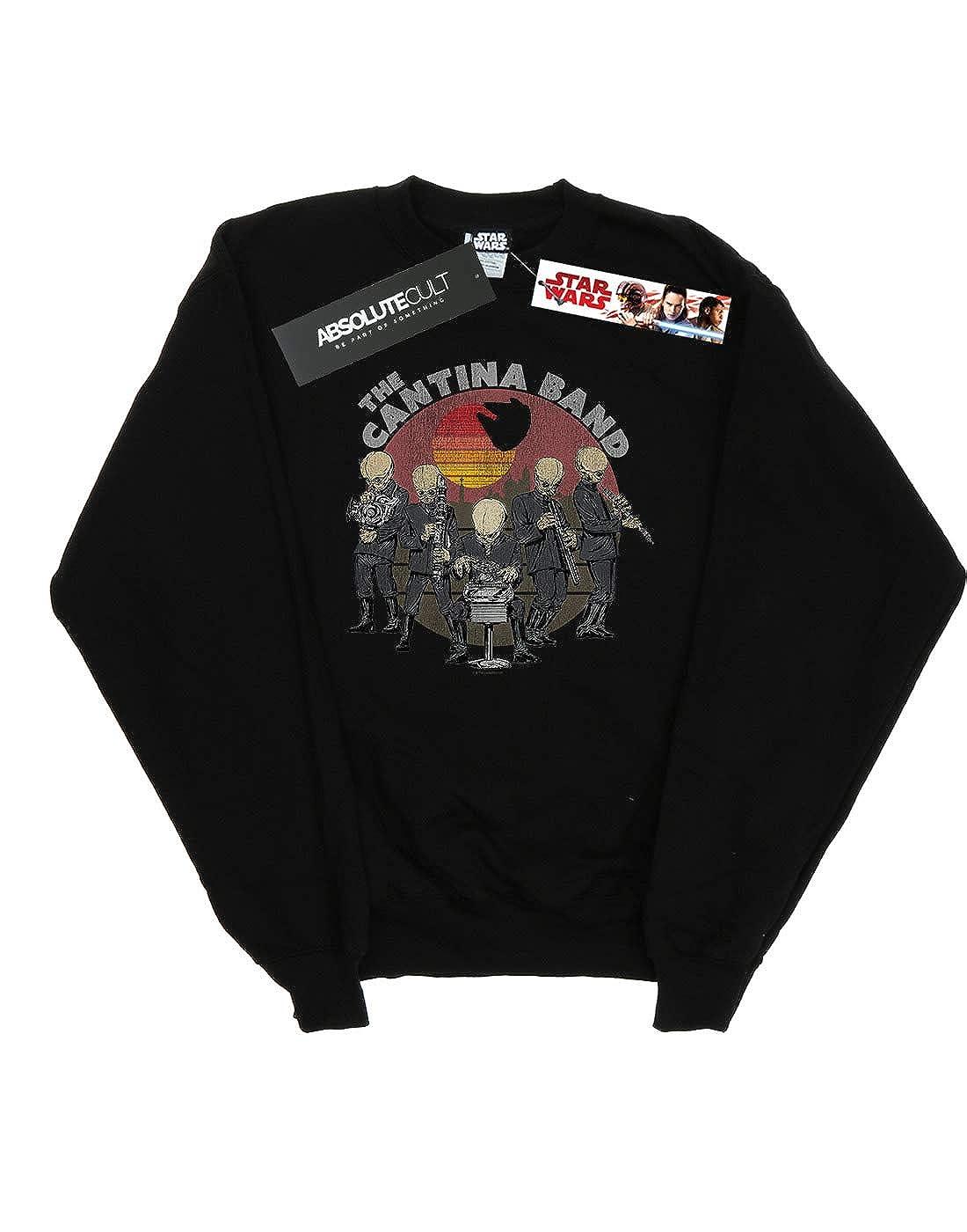 Star Wars Girls Cantina Band Sweatshirt