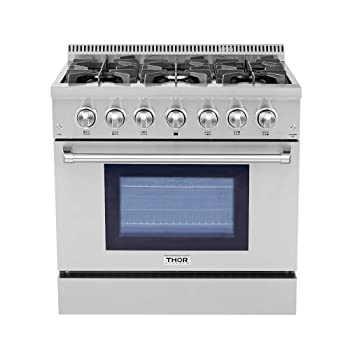 Thor Kitchen HRD3606U Gas Range