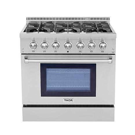 thor kitchen hrd3606u range - Thor Kitchen